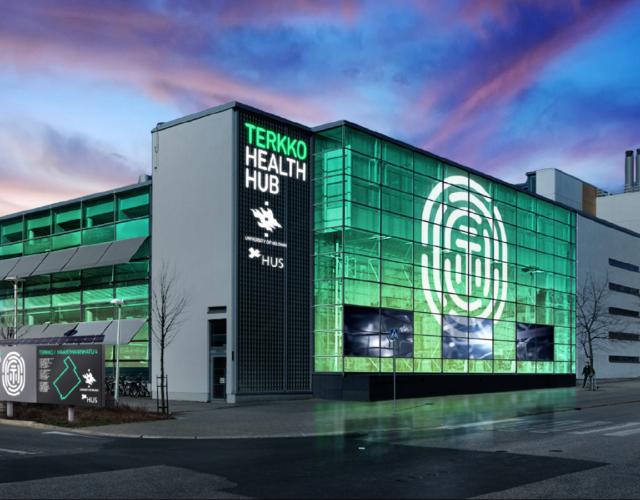 Terkko building