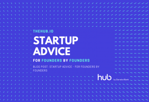 Startup Advice event banner